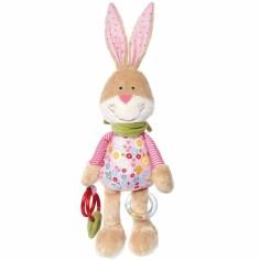 Peluche d'activités lapin Bungee Bunny (30 cm)