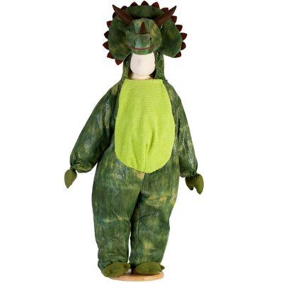 Déguisement dinosaure Triceratops (3-5 ans)
