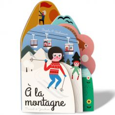 Mini livre A la montagne