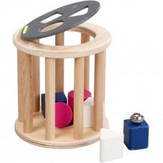 Boîte à formes bois