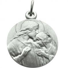 Médaille Communion 18 mm (argent 925°)