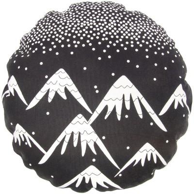 Coussin de sol Trendy Black and White Aspen Nattiot