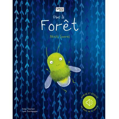 Livre sonore Dans la Forêt Sassi Junior