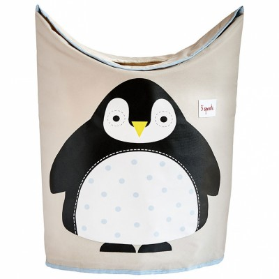 Panier à linge Pingouin  par 3 sprouts