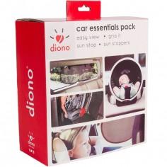 Kit d'accessoires essentiels pour nouveau-né en voiture