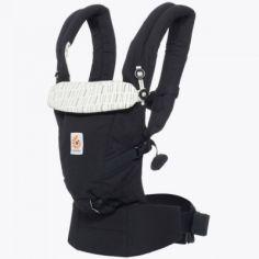 Porte-bébé Adapt noir rayures