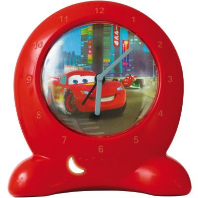 Réveil d'apprentissage Go Glow Clock Disney Cars Room Studio