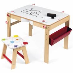 Table à dessin modulable 2 en 1 Splash