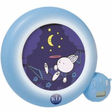 Veilleuse indicateur de réveil Kid'Sleep classic bleu  par Kid'sleep
