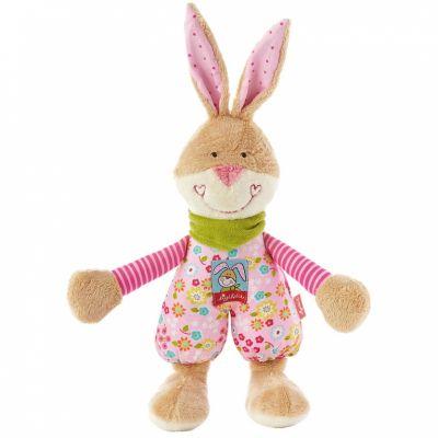 Peluche pantin dormeur lapin Bungee Bunny (25 cm) Sigikid