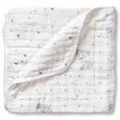 Couverture hiver Dream Blanket hibou Night sky (120 cm x 120 cm) - aden + anais