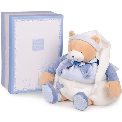 Range pyjama Petit chou bleu clair (50 cm)  par Doudou et Compagnie
