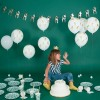 Lot de 5 ballons imprimés faon doré  par My Little Day