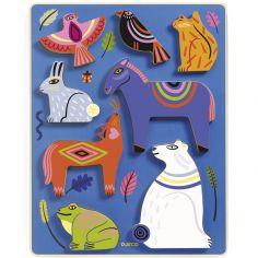 Puzzle à encastrement Nora & Co (8 pièces)