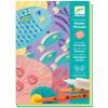 Kit de dessin Sous la mer - Djeco