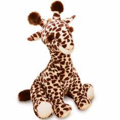 Peluche Lisi la girafe naturelle Terre sauvage (50 cm)