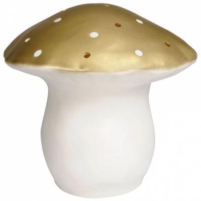 Grande veilleuse champignon doré  par Egmont Toys
