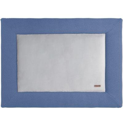 Tapis de jeu bleu Flavour (75 x 95 cm)  par Baby's Only