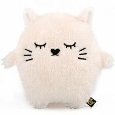 Peluche chat Ricemimi Luxe champagne (22 cm)
