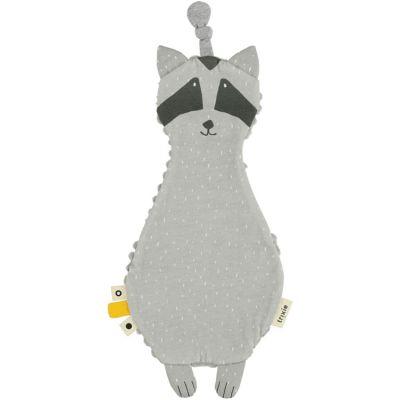 Doudou plat velours raton laveur Mr. Raccoon  par Trixie