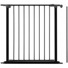 Extension pour barrière de sécurité Configure Flex noire portillon (72 cm)