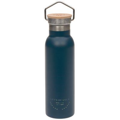 Thermos bleu Adventure (460 ml)  par Lässig