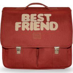 Cartable primaire Best Friend framboise