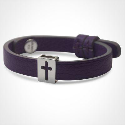 Bracelet Hallelujah simple (argent 925°)  par Mikado