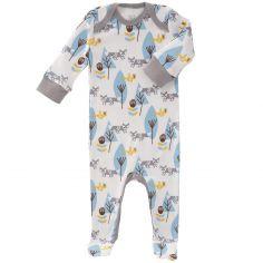 Pyjama léger Renard bleu (0-3 mois)