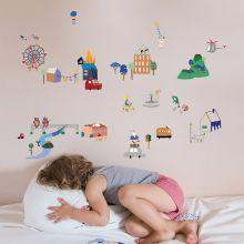 Stickers City  par Mimi'lou
