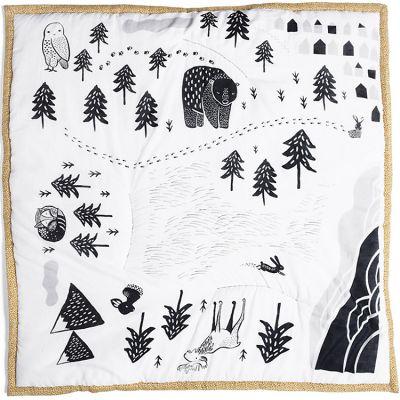 Tapis de jeu Explorateur (100 x 100 cm)  par Wee Gallery