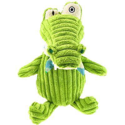 Peluche Simply Aligatos l'Alligator (23 cm) Les Déglingos