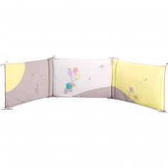 tour de lit pour b b berceau magique. Black Bedroom Furniture Sets. Home Design Ideas