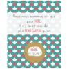 Carte à gratter Annonce de grossesse Cadeau de Noël - Les Boudeurs