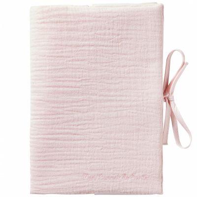 Protège carnet de santé rose blush Mix & Match  par BB & Co