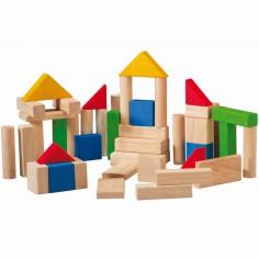 Jeu de construction (50 pièces)