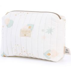 Trousse de toilette Travel blanche Aqua eclipse