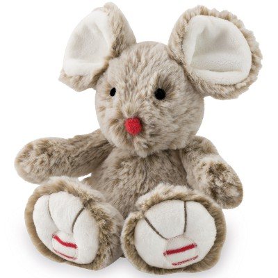 Peluche petite souris Rouge Kaloo beige (20 cm) Kaloo