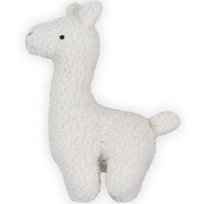 Peluche Lama blanc (20 cm)  par Jollein