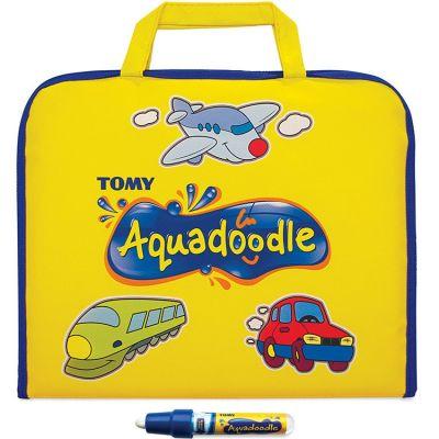 Valisette de coloriage jaune  par Aquadoodle