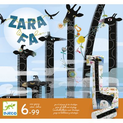 Jeu de dextérité girafe Zarafa  par Djeco