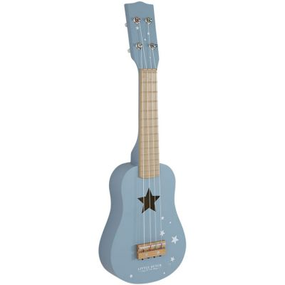 Guitare Adventure blue  par Little Dutch