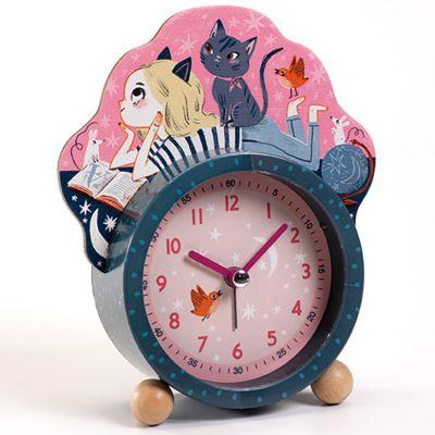 Réveil enfant Petit chat  par Djeco