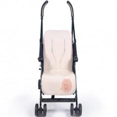 Assise de protection universelle pour poussette Hello Baby rose clair