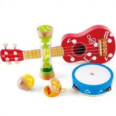 Coffret d'instruments de musique (5 pièces)