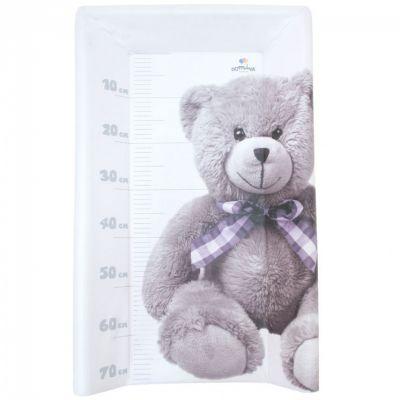 Plan à langer avec matelas intégré My Little Bear (pour lit : 60 x 120 cm et 70 x 140 cm) Domiva