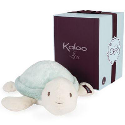 Peluche tortue Pistache (18,5 cm)  par Kaloo