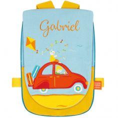 Sac à dos bébé voiture Deudeuche (personnalisable)