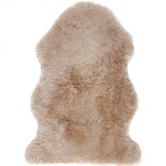 Tapis peau de mouton Douchka (67 x 100 cm)