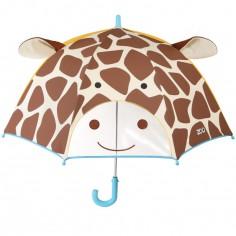 Parapluie Zoo girafe marron